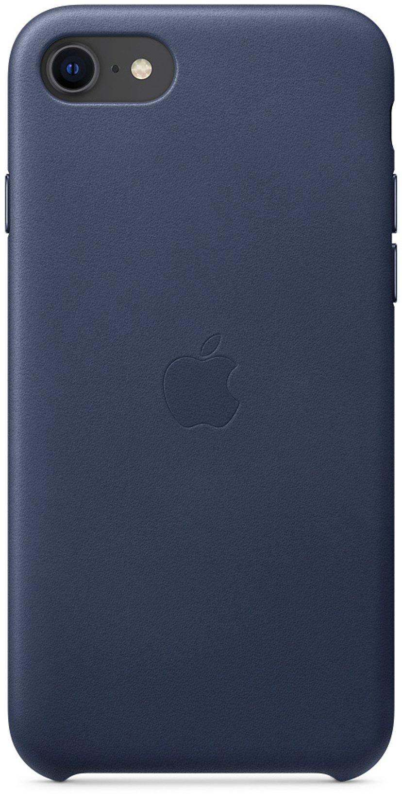 Apple Back cover til mobiltelefon iPhone SE (2020) Midnatsblå