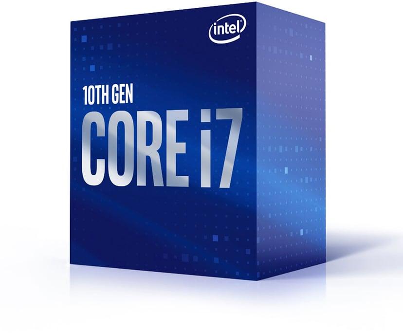 Intel Core I7 10700 Prosessor 2.9GHz LGA1200 Socket