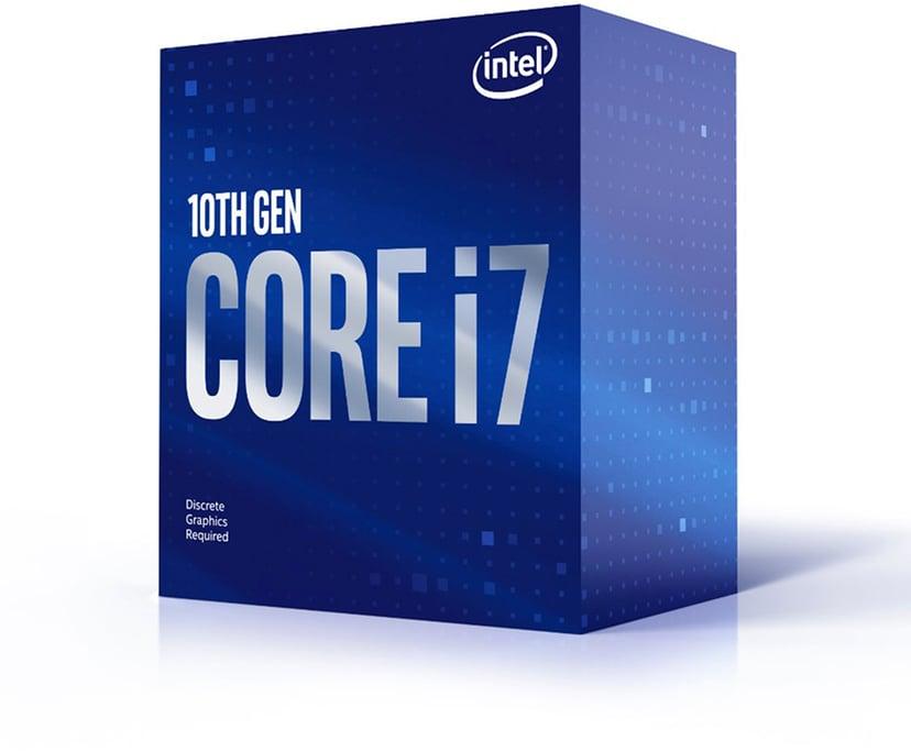Intel Core I7 10700F