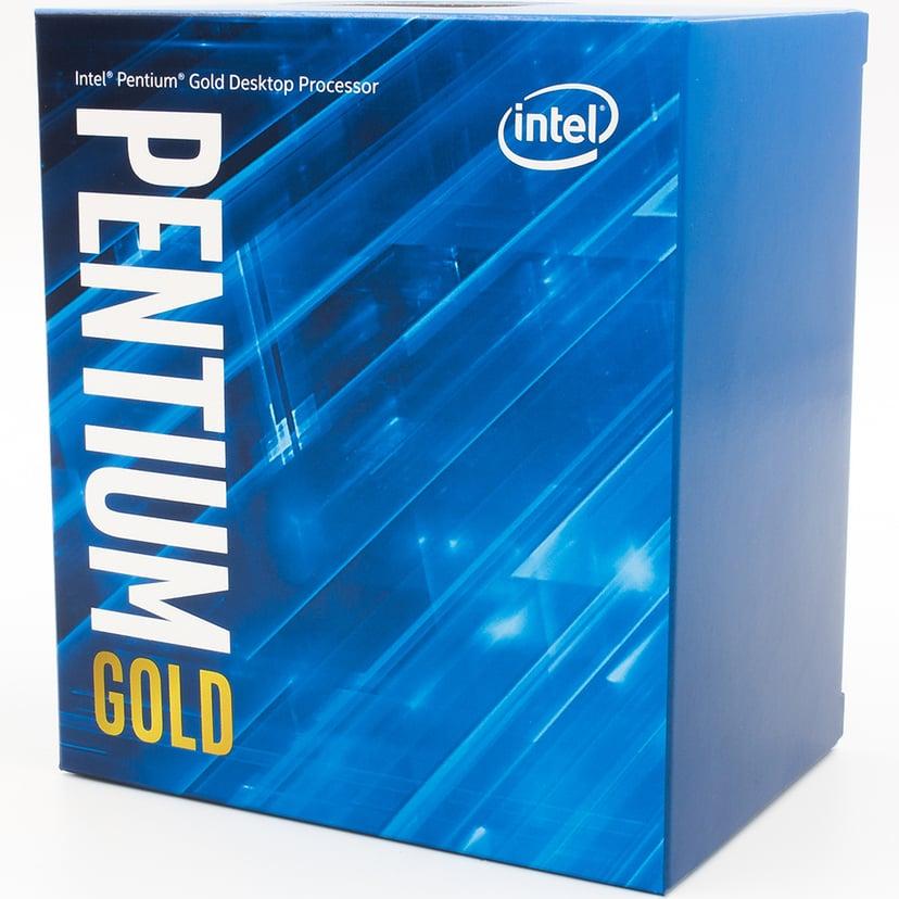 Intel Pentium Gold G-6400
