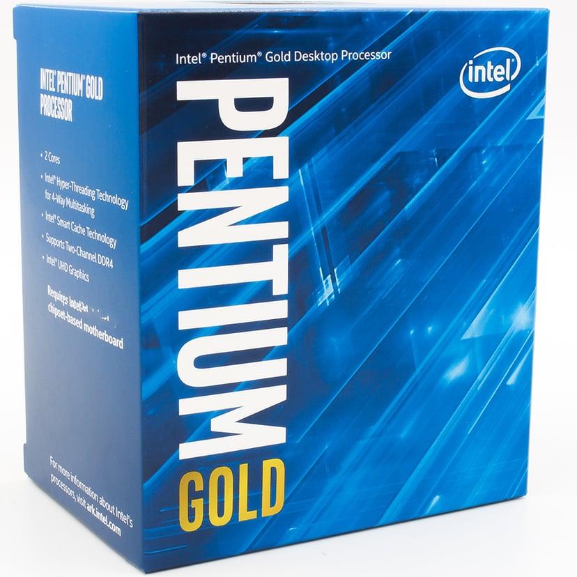Intel Pentium Gold G-6600 4.2GHz LGA1200 Socket Prosessor
