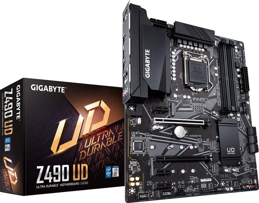 Gigabyte Z490 UD ATX