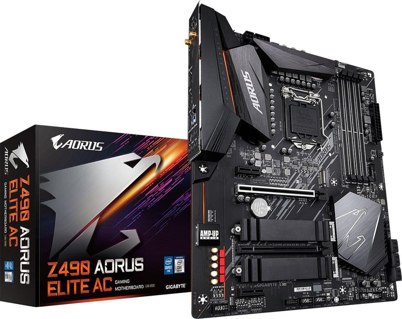 Gigabyte Z490 AORUS ELITE AC ATX