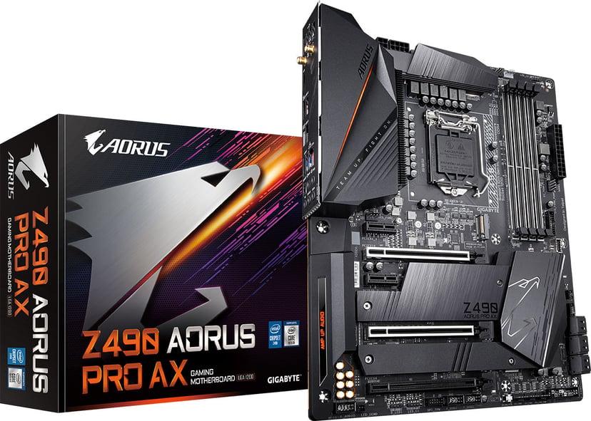 Gigabyte Z490 AORUS PRO AX ATX