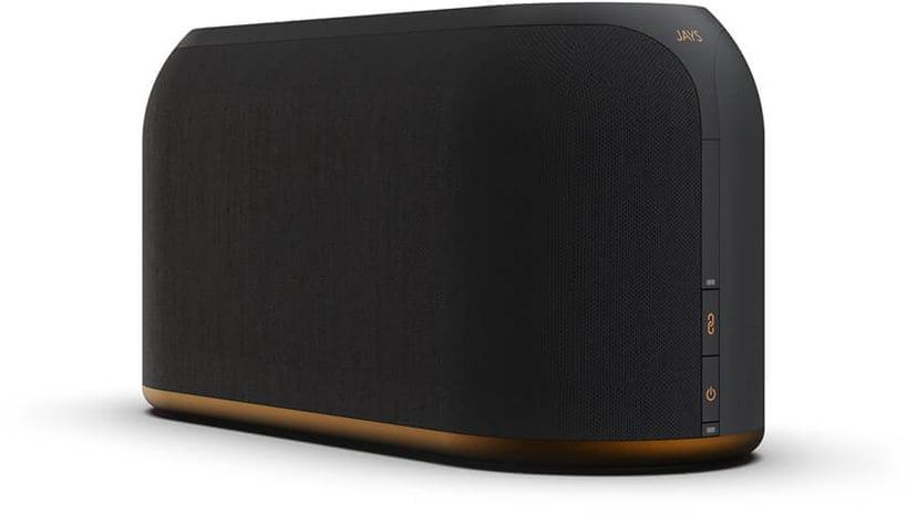 Jays S-Living Three Multiroom Wi-FI Speaker Black