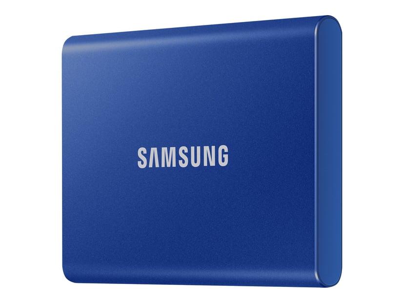 Samsung Portable SSD T7 2TB Blå