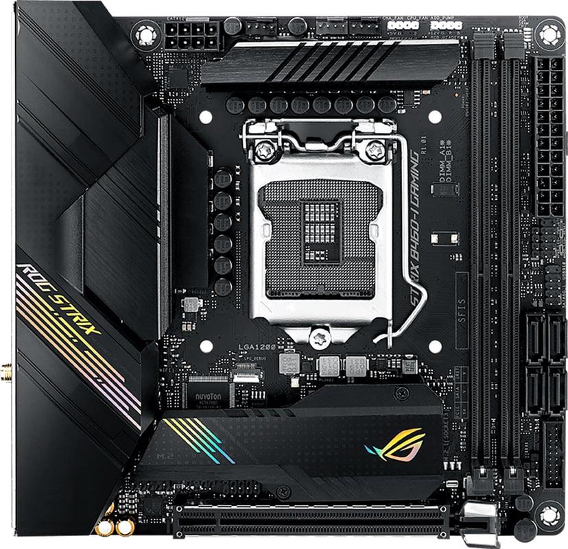 ASUS ROG STRIX B460-I GAMING Moderkort Mini ITX