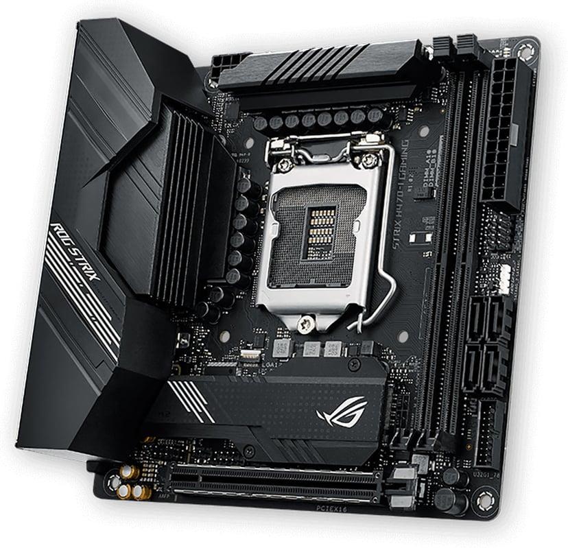 ASUS ROG STRIX H470-I GAMING Mini ITX Moderkort