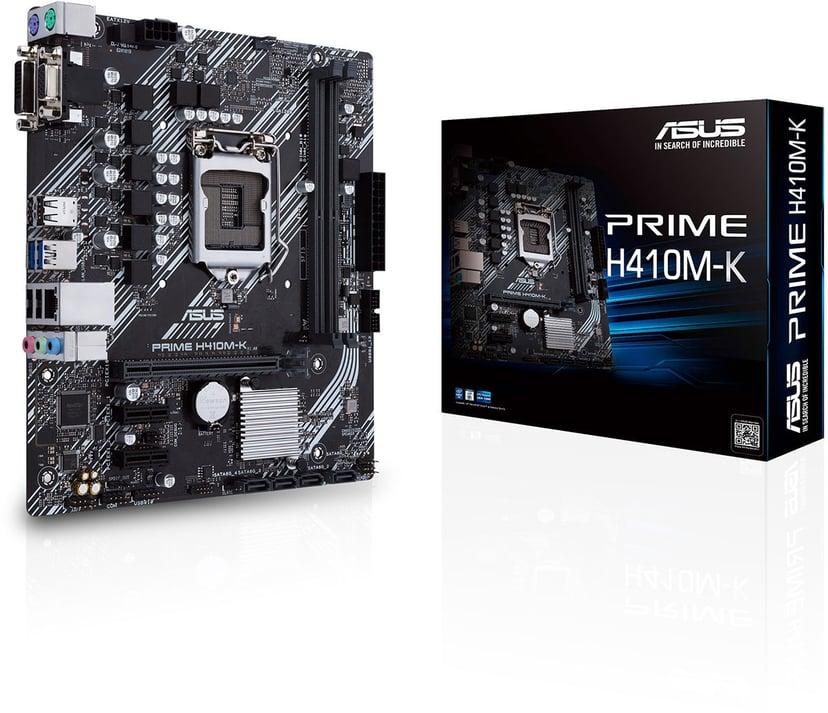ASUS PRIME H410M-K Micro ATX Moderkort
