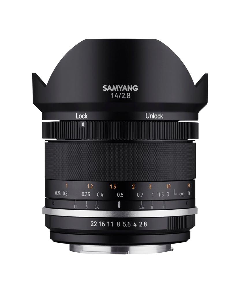 Samyang MF 14mm F/2.8 MK2 Canon