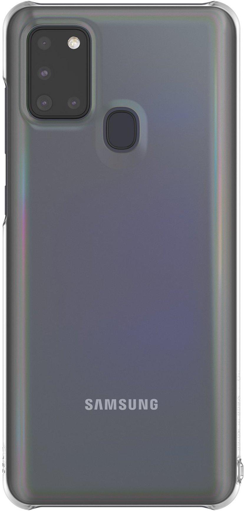 Samsung Wits Premium Hard Case GP-FPA217WSA Samsung Galaxy A21s Transparent