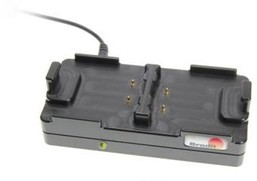 Brodit Opladningsstation Table Stand 2 Slots - Zebra RS507