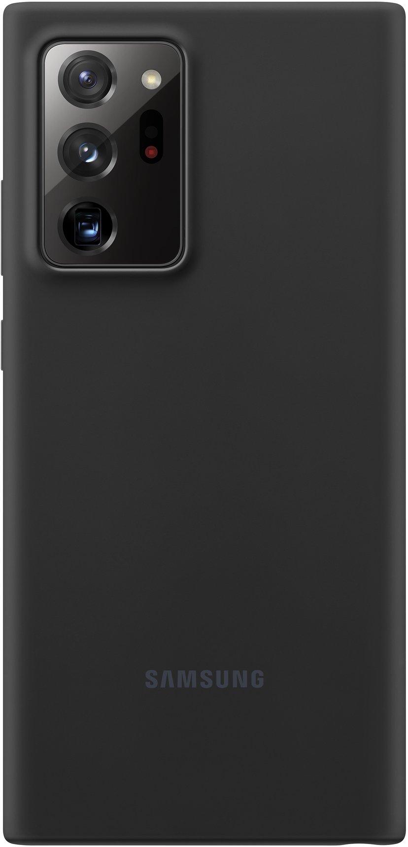 Samsung Baksidesskydd för mobiltelefon Samsung Galaxy Note 20 Ultra Mystic Black