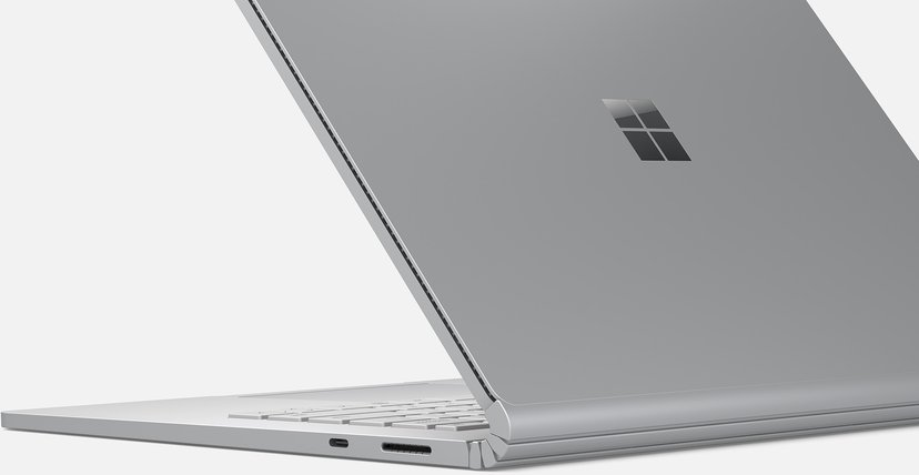 "Microsoft Surface Book 3 13.5"" Core i5 256GB Platina"