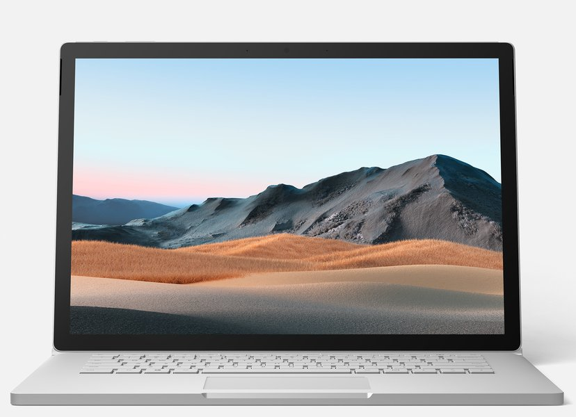 "Microsoft Surface Book 3 15"" Core i7 512GB Platina"