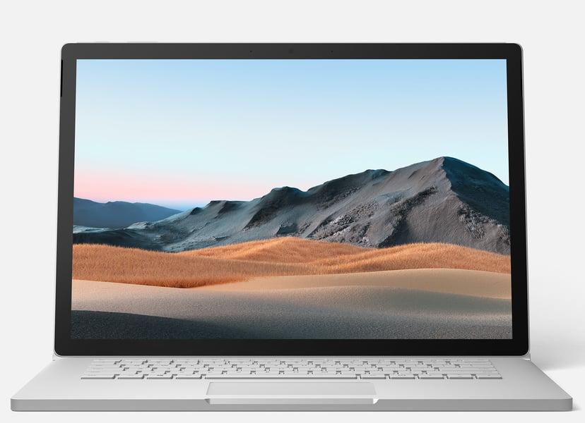 "Microsoft Surface Book 3 GTX 1660 Ti 15"" Core i7 256GB Platina"