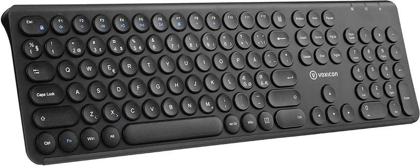 Voxicon Slim 282WL Plus Pro Mouse DM-P30WL Nordisk