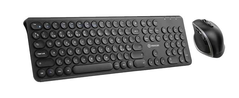 Voxicon Slim 282WL Plus Pro Mouse DM-P30WL Nordiska länderna