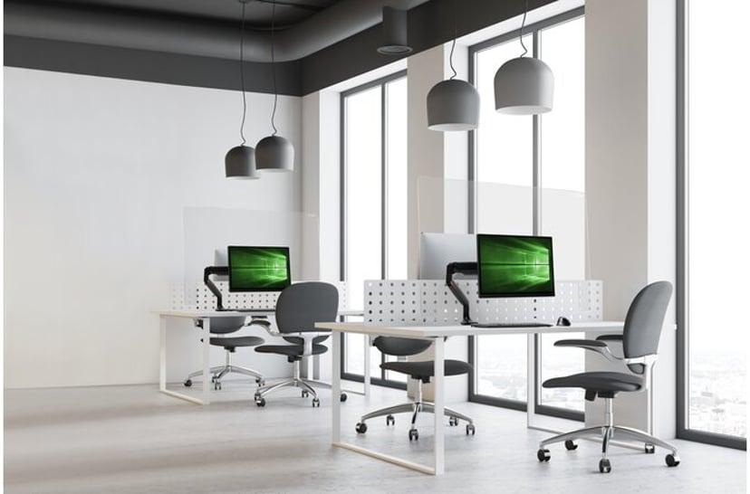 Kensington KGuard Desk Screen