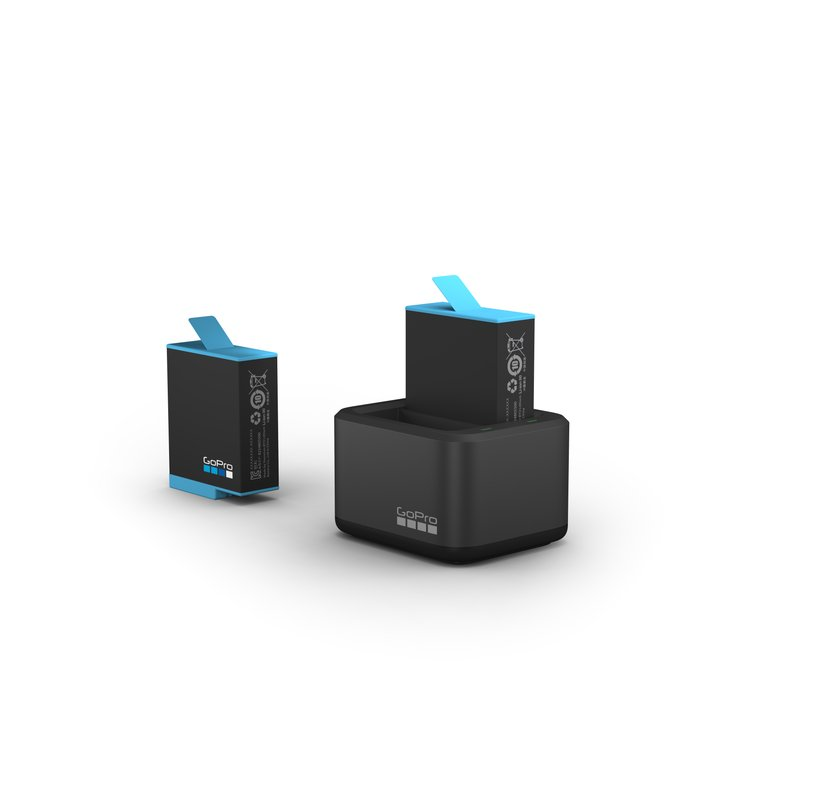 GoPro Dual Battery Charger + Battery (HERO10/ HERO9)