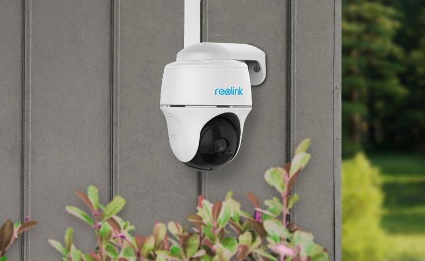 Reolink Go PT 4G Outdoor PTZ Camera Vit