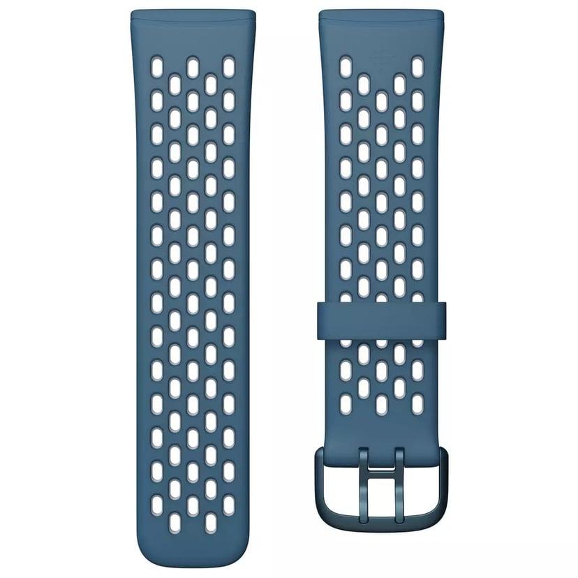 Fitbit Armbånd Sport Large Sapphire - Versa 3/Sense