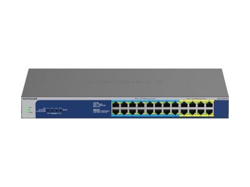Netgear GS524UP Unmanaged Gigabit Switch PoE 480W