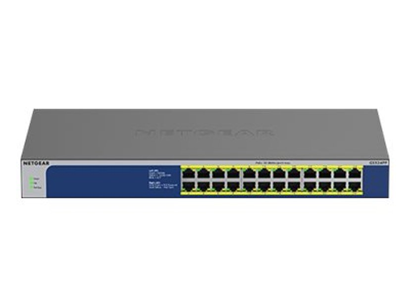 Netgear GS524PP Unmanaged Gigabit Switch PoE 300W