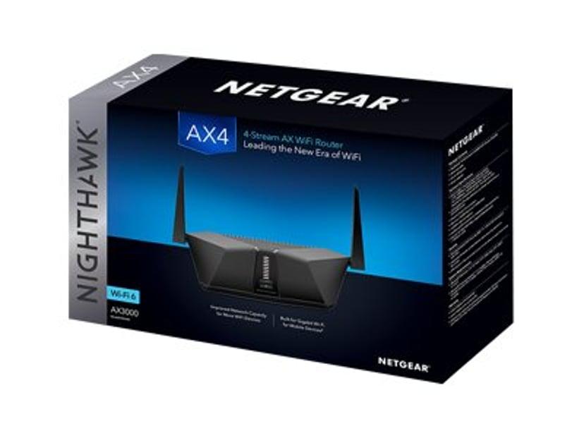 Netgear Nighthawk RAX40 Wireless WiFi 6 router
