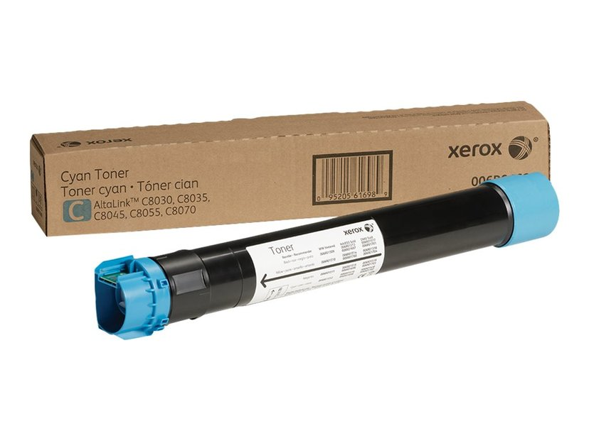 Xerox Toner Cyan 15K - AL C8030/8035/8045//8055/8070