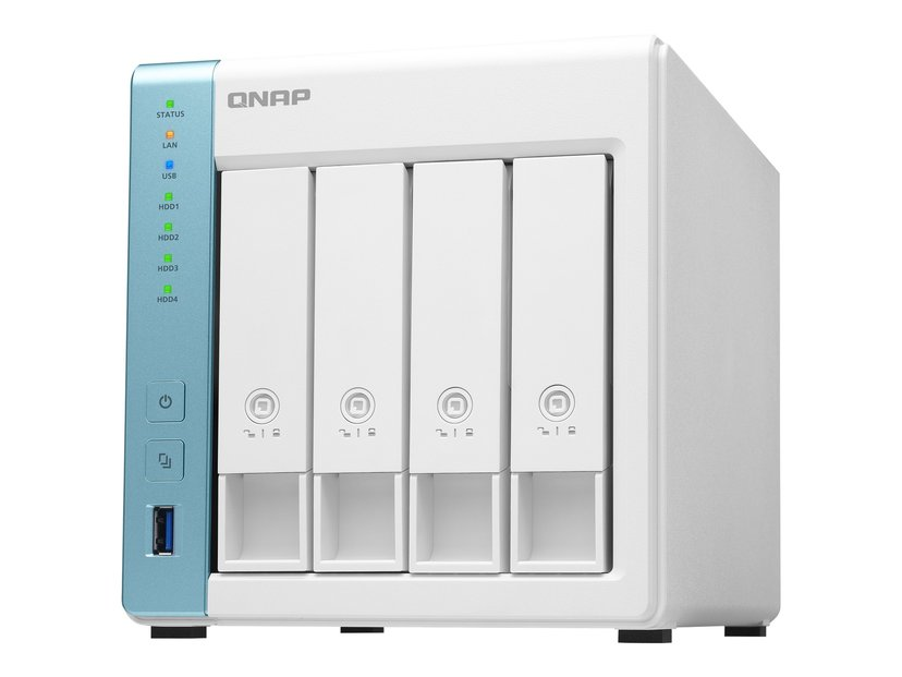 QNAP TS-431P3 4G 0TB NAS-server
