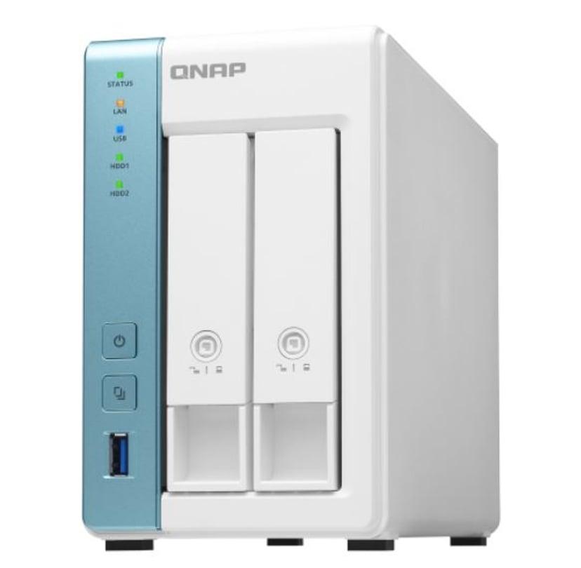 QNAP TS-231P3 4G 0TB NAS-server