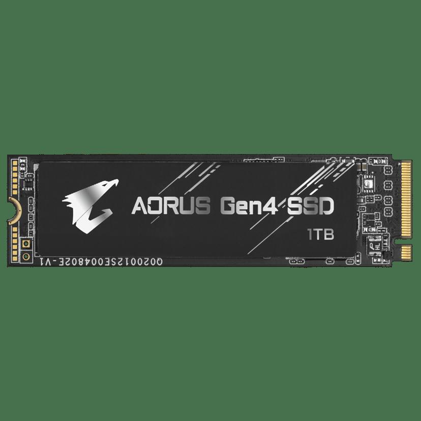 Gigabyte AORUS NVMe Gen4 1000GB M.2 2280 PCI Express 4.0 x4 (NVMe)