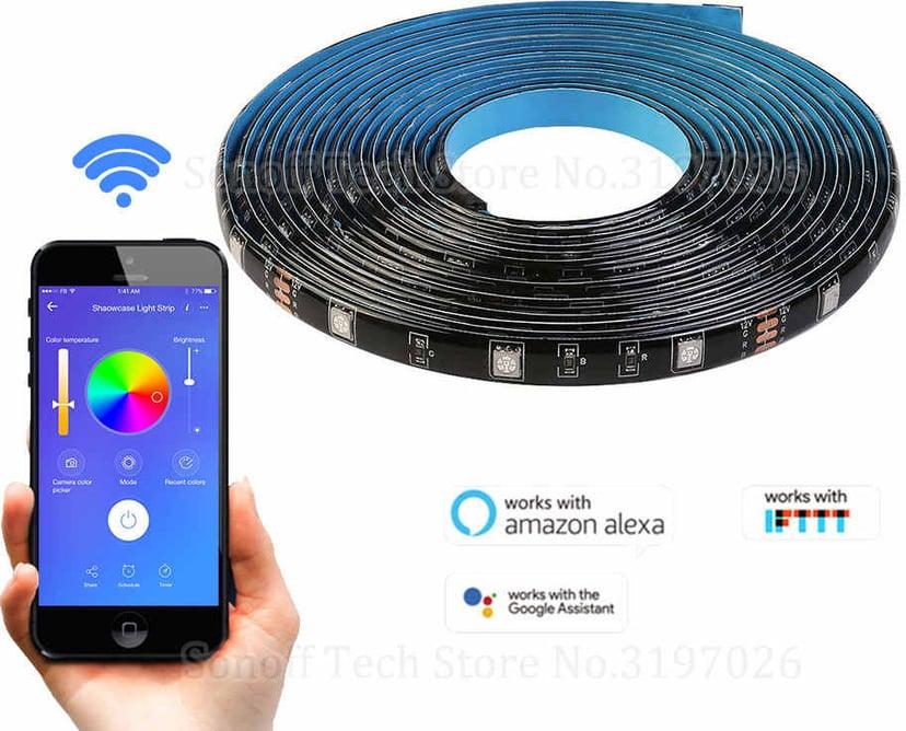 Sonoff L1 WiFi Smart LED Strip 2M