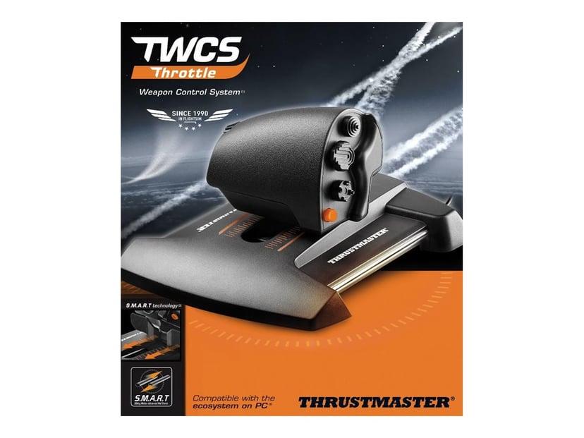 Thrustmaster TWCS Throttle Svart