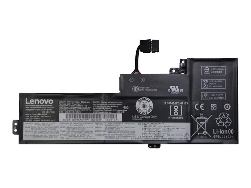 Lenovo Batteri för bärbar dator