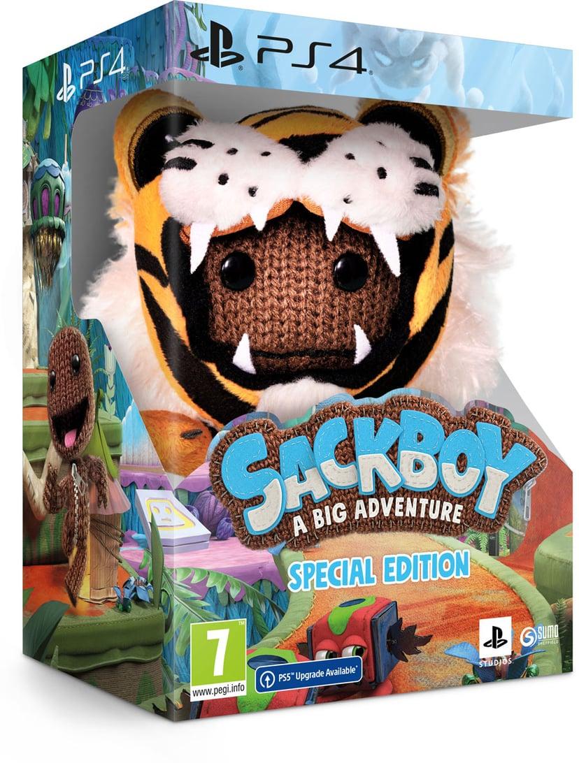 Sony Sackboy: A Big Adventure Special Edition - PS4