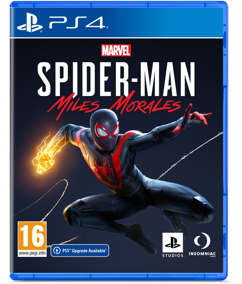 Sony Marvel's Spider Man: Miles Morales - PS4