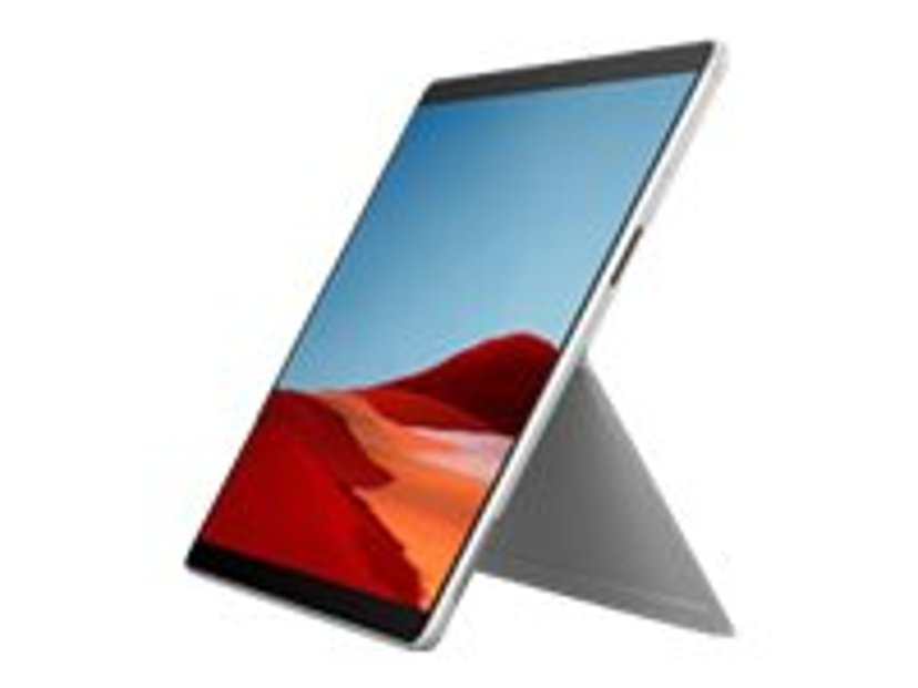 "Microsoft Surface Pro X yrityksille 13"" SQ2 256GB 16GB Platina"