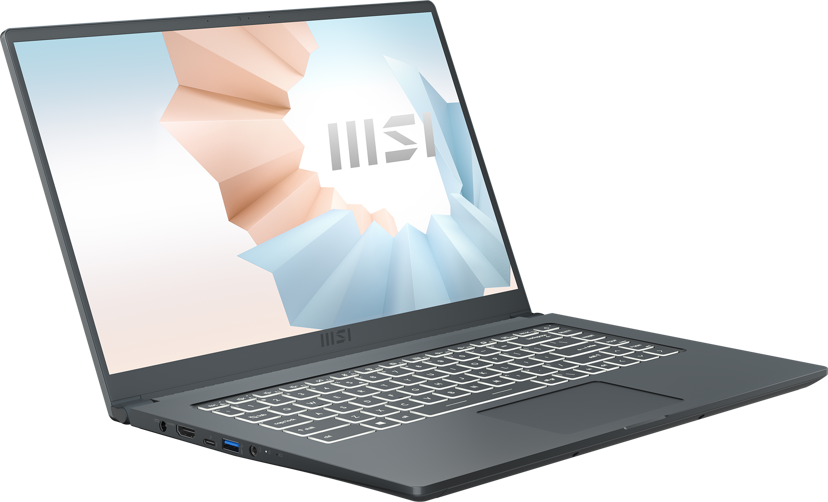 "MSI Modern 15 A11M Core i5 8GB 512GB SSD 15.6"""