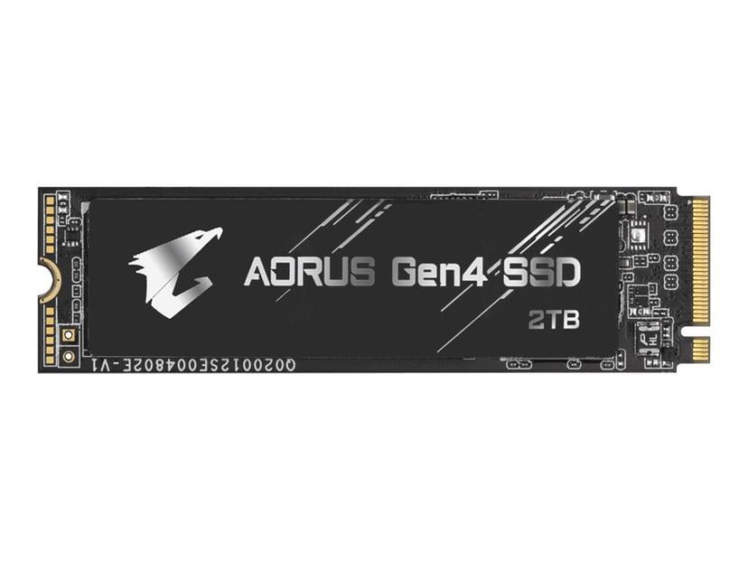 Gigabyte AORUS NVMe Gen4 2,000GB M.2 2280 PCI Express 4.0 x4 (NVMe)