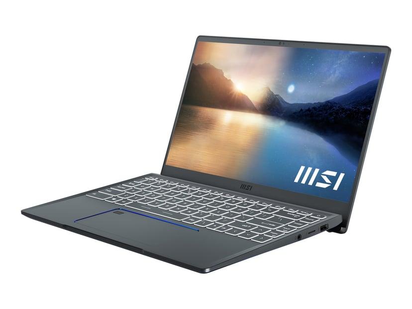 "MSI Prestige 14 Core i7 16GB SSD 1000GB 14"" GTX 1650 Ti"