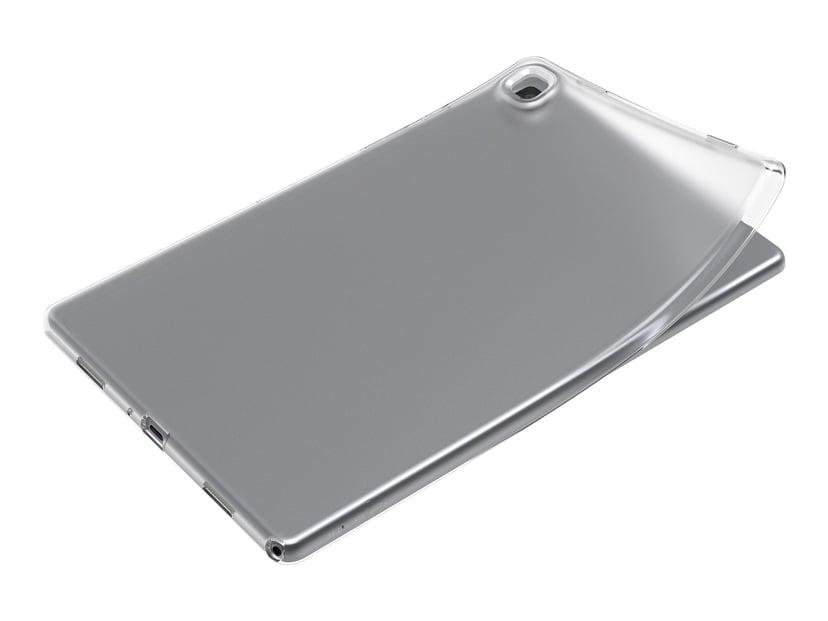 Samsung Galaxy Tab A7 Wits Soft Cover Clear Transparent Samsung Galaxy Tab A7 Gjennomsiktig