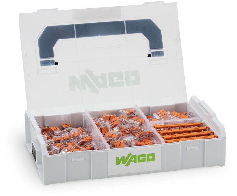 Wago Assortment Box 221-Series L-Boxx