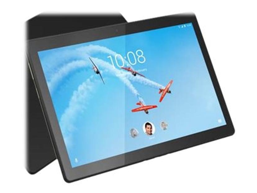 "Lenovo Tab M10 ZA4H 10.1"" Snapdragon 429 32GB Skiffersvart"