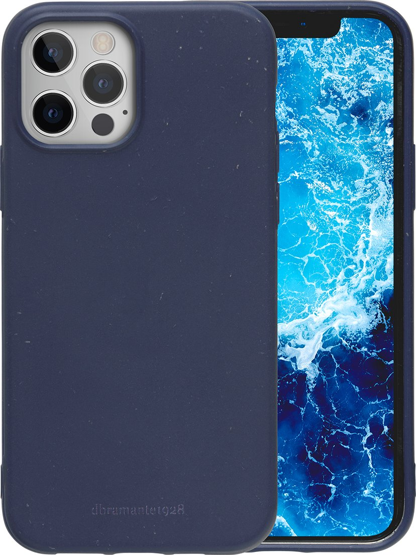 dbramante1928 Grenen iPhone 12, iPhone 12 Pro Havsblå