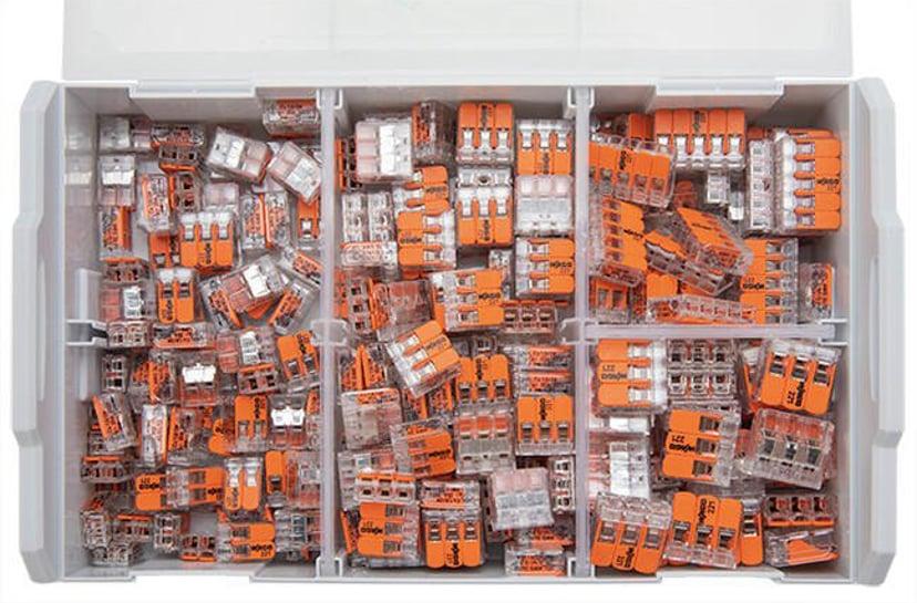 Wago Assortment Box 221-Series 4mm2+6mm2 L-Boxx Mini