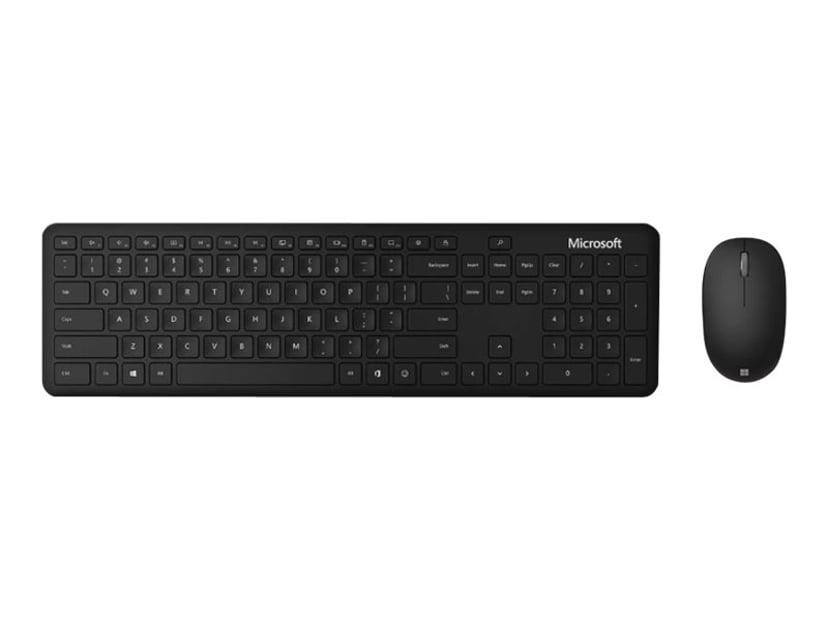 Microsoft Bluetooth Desktop Nordiska länderna