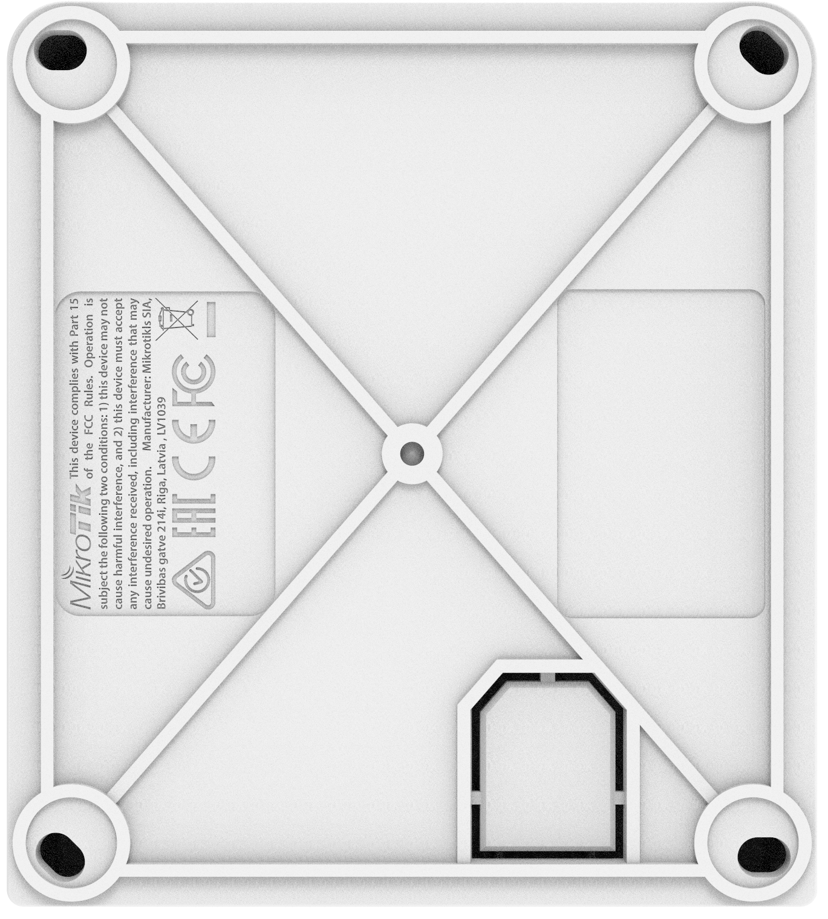 Mikrotik GPEN11 Passive PoE Injector