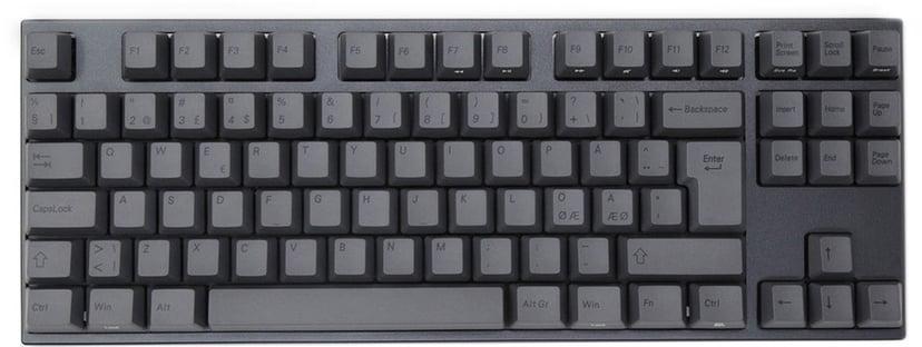 Varmilo VA88M Charcoal MX Silent Red Kablet Tastatur Nordisk Grå